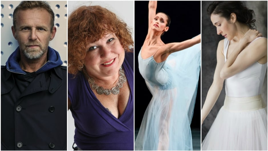 Today on q: Jo Nesbo, Tanyalee Davis and the National Ballet of Canada's Tanya Howard and Alejandra Perez-Gomez.