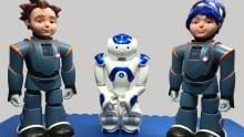 interview robots