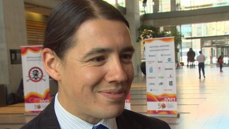 Robert-Falcon Ouellette, Canada Summer Games