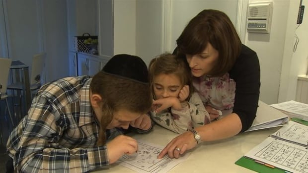 Home-schooling is on the rise within Montreal's Hasidic community