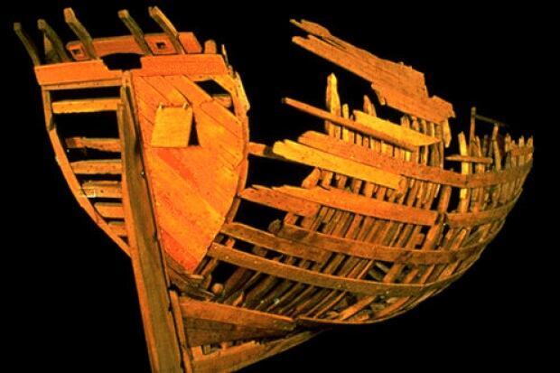 San Juan shipwreck