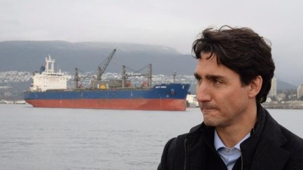 Liberal bill will bar oil tanker traffic from northern BC coast