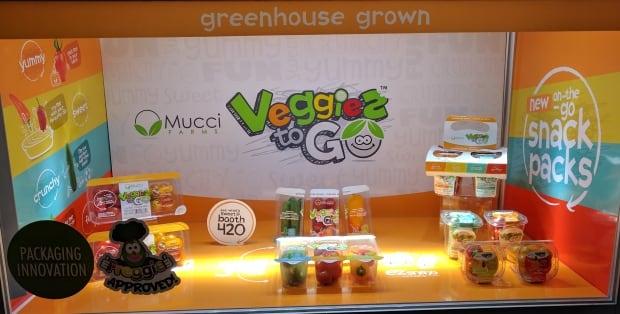 Mucci Farms Veggies to Go