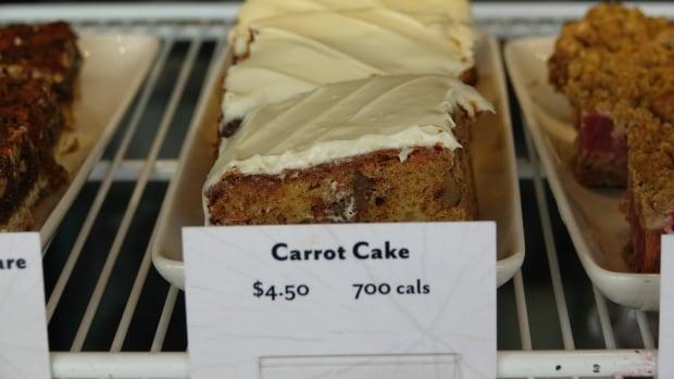Bridgehead Ottawa Carrot Cake