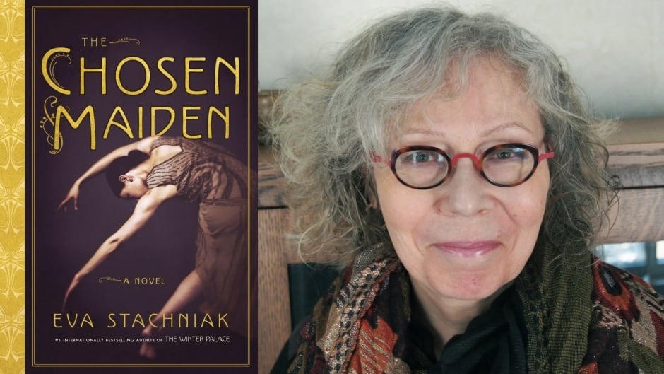 Eva Stachniak has written four historical novels, three of which were inspired by Catherine the Great.