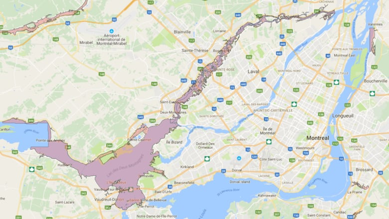 What are flood maps, and why are they important? | CBC News