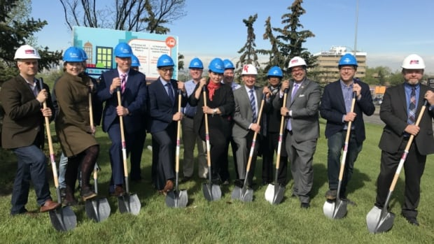 Construction on both phases of the project is expected to be complete by the end of 2018.