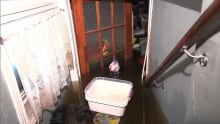 Pierrefonds flooded home