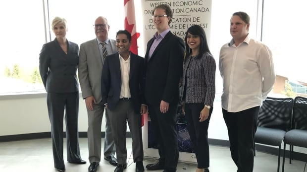 Saskatoon-based company Solido Design Automation got a $1.8-million funding boost from the federal government on Friday.