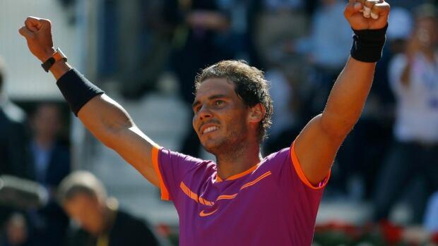 Nadal sets up Djokovic showdown in Madrid