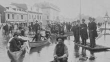 Montreal 1886 flood