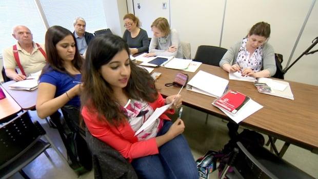 ottawa french classes adults
