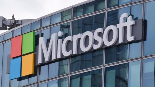 A document obtained by CBC News shows two federal agencies have been in talks with Microsoft about possible options for storing sensitive government data on American `cloud` servers.