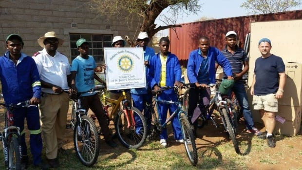 Helping local villagers in Mazwi find ways to engage in trade and commerce will be one aspect of the Rotary Club aid program.