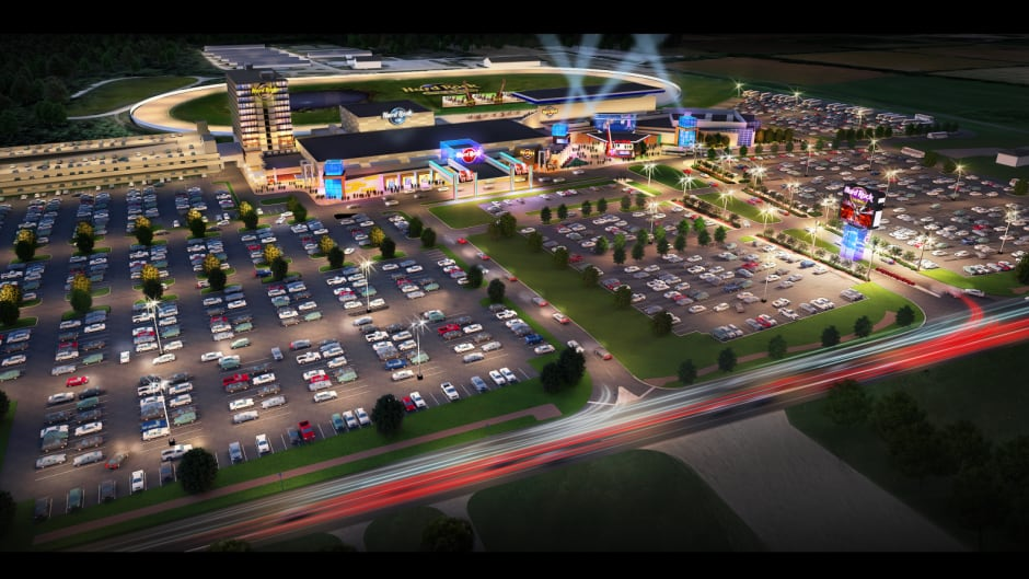 Hard Rock taking over Rideau Carleton Raceway casino | CBC News