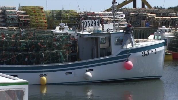 Cape Breton lobster fishery