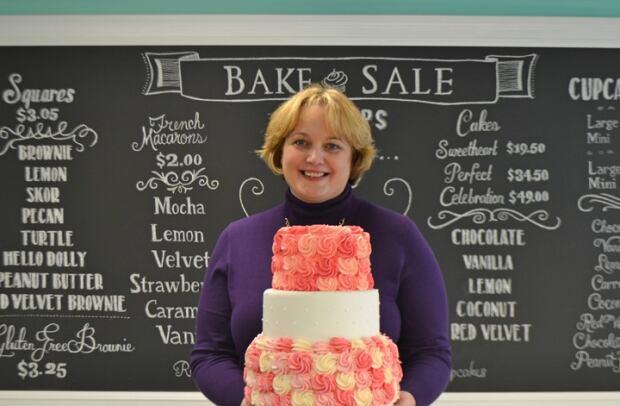 Stacey Holden Bake Sale