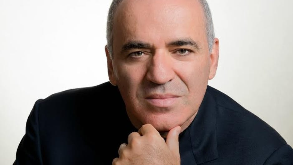 Former world chess champion Garry Kasparov sees a brighter future between humans and machines in his new book, Deep Thinking: Where Machine Intelligence Ends and Human Creativity Begins.