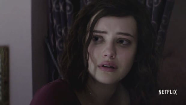 The Netflix series 13 Reasons Why traces the life events of teenager Hannah Baker, who sends a series of tapes to classmates she believes played a role in her eventual suicide.