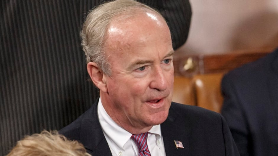 Rodney Frelinghuysen, a Republican congressmen from New Jersey, wrote a letter to a bank, naming one of its employees as an anti-Trump activist.