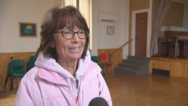 Gail Roach runs the Baie Verte, recreation program. She says under the new SEED program, she feels rural communities are 'falling between the cracks.'