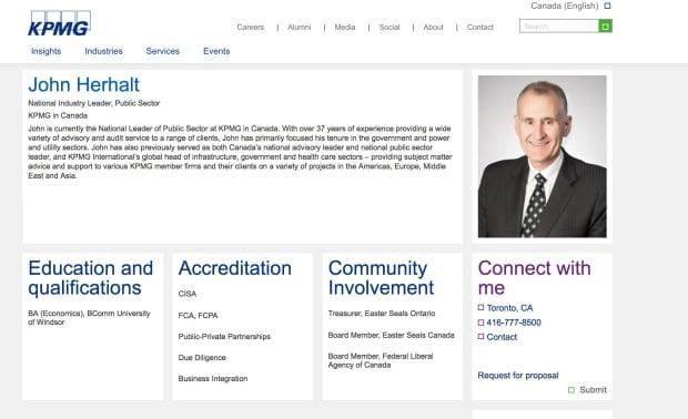 KPMG website