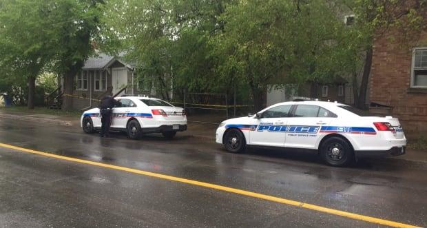 homicide scene Regina 2017