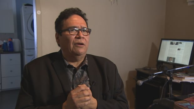 Trevor Greyeyes is the owner and editor of First Nations Voice, an Indigenous newspaper based in Winnipeg.