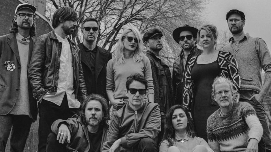Toronto collective Broken Social Scene is getting set to release Hug of Thunder, their first album in seven years.