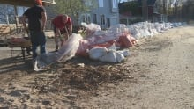 Sandbags Renfrew County