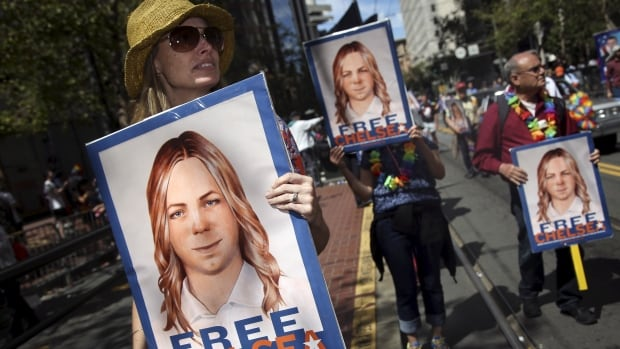 Key dates in the case of WikiLeaks source Chelsea Manning