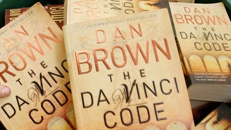 This charity bookstore is drowning in copies of The Da Vinci Code