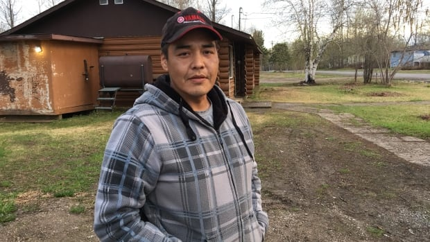 Gene Hope, chief of the Acho Dene Koe First Nation in Fort Liard, N.W.T., defended  hiring a man once convicted of fraud to work as a consultant to help straighten out the band's finances.
