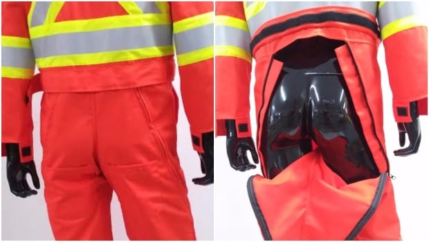 Gear Up Safety Solutions coveralls