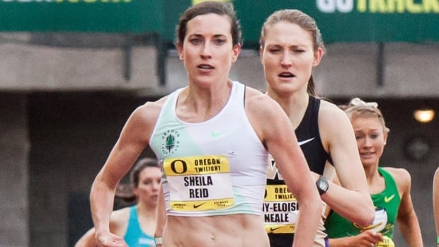 Canadian middle and long-distance runner Sheila Reid is back racing after spending a year recovering from a stress reaction in her right tibia. She won the 1,500 metres at the recent Oregon Twilight event and will try to meet the qualifying time for this year's world championships on Thursday in Los Angeles.