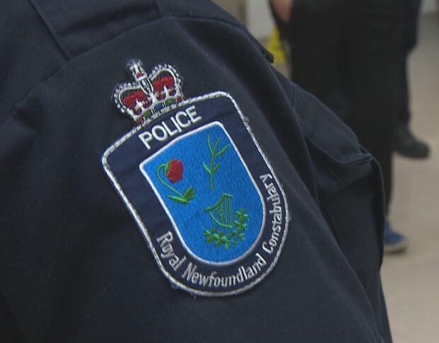 Royal Newfoundland Constabulary crest