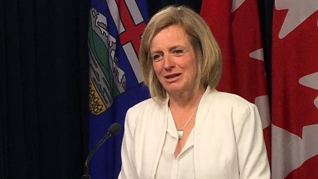 Don't hold Alberta 'hostage,' Rachel Notley warns