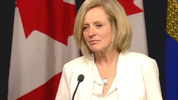 Premier Rachel Notley announced Tuesday that Alberta has been granted intervenor status in the legal challenge to the approval of the Trans Mountain project.