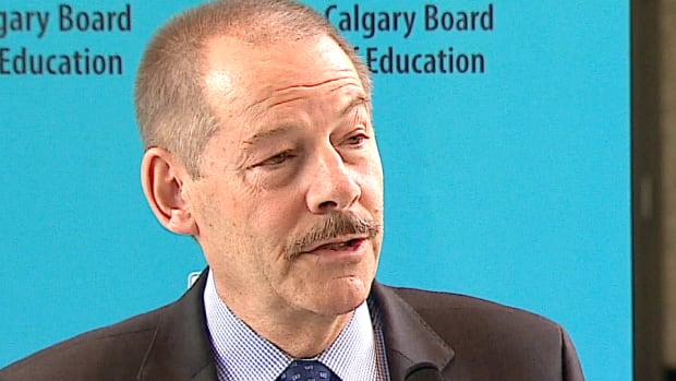 Calgary Board of Education Chief Superintendent Dave Stevenson says for most students, bus fees will remain at current levels in the next school year.