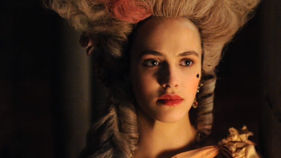 Jessica Brown-Findlay stars as Charlotte Wells in the TV series Harlots.