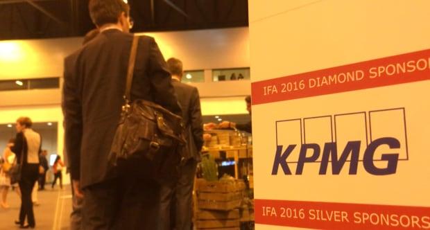 KPMG advertising