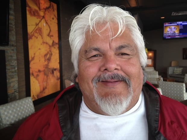 Ted Walkus,  hereditary chief of Wuikinuxv Nation, River's Inlet, BC.