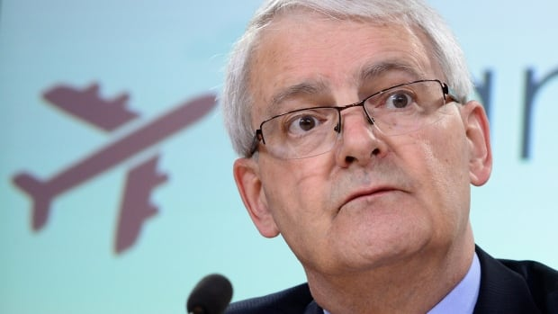 Transport Minister Marc Garneau introduced proposed changes to the Transportation Act Tuesday that include enhanced rights for airline passengers, though many of the details will be enacted through regulations after the legislation passes.