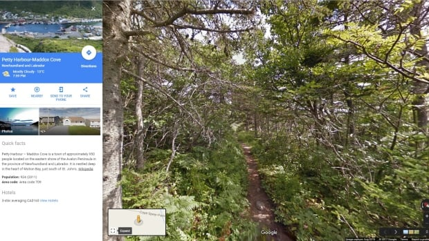 The Nature Conservancy of Canada hopes that partnering with Google to make trail views accessible online will encourage more people to get out hiking.