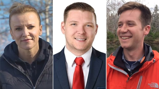 Jad Crnogorac (PC), Matt MacKnight (Liberal) and Bill McEwan (NDP) are all out of this provincial election after questionable social media posts they made in the past were brought to light.
