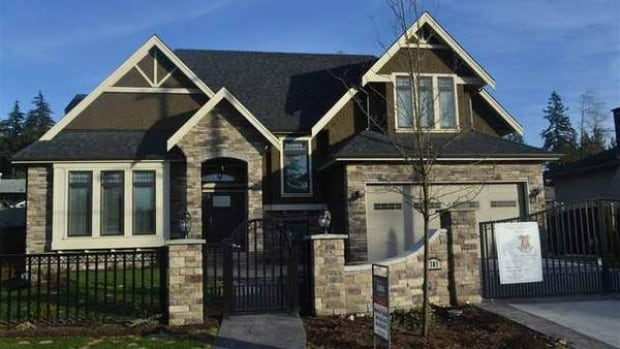Newly-built house in Coquitlam, B.C., advertised on Craigslist for bitcoin.