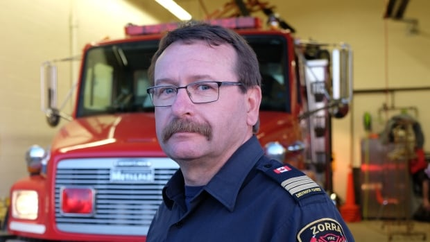 Paul Mitchell is the district chief of the Uniondale Fire Department, a volunteer force of 18 members in southwestern Ontario. While major cities employ career firefighters, across the country, about 85 per cent of fire protection comes from volunteer departments.