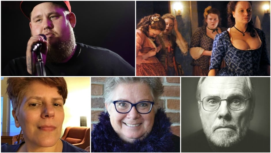 Today on q: musician Rag'n'Bone Man, Harlots creators Alison Newman and Moira Buffini and a panel on appropriation featuring writers Kateri Akiwenzie-Damm, Dorothy Ellen Palmer and Rudy Wiebe.