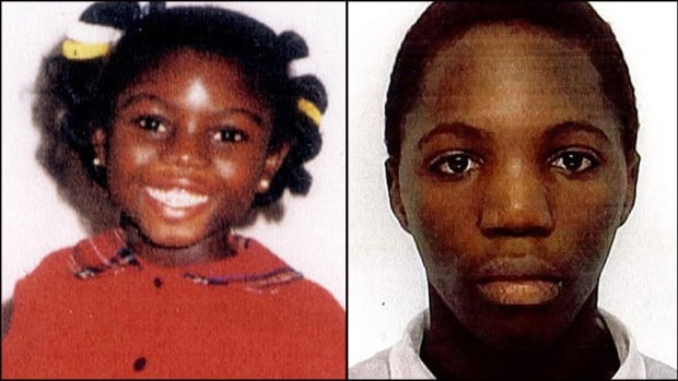 Cases of child abuse linked to a belief in witchcraft in the U.K. include the 2000 death of Victoria Climbie, left, and the 2010 death of Kristy Bamu.