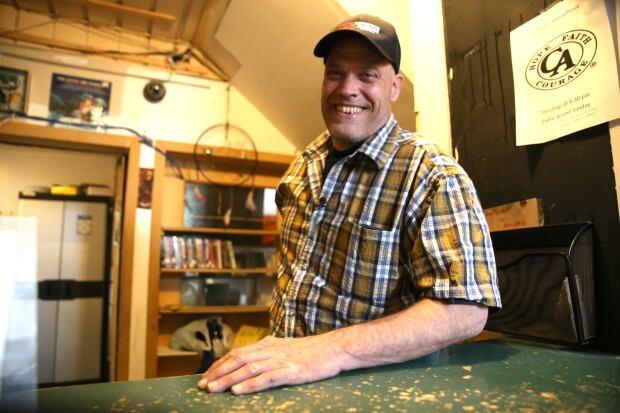 Bruce Gandier Winnipeg